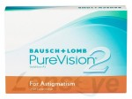 PureVision 2 HD for Astigmatism, 3 szt