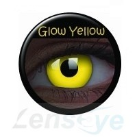 ColourVUE Glow UV, 2szt. - Glow Yellow