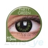 Big Eyes, 2szt. - Party Green