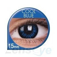 Big Eyes, 2szt. - Cool Blue