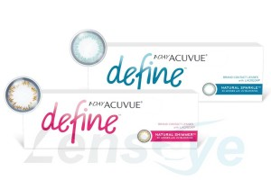 1-Day Acuvue Define, 30 szt.