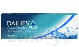 Dailies AquaComfort Plus, 30 szt.
