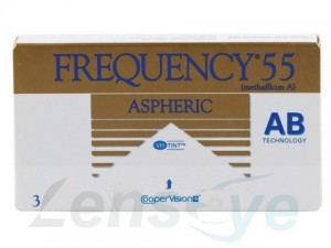 Frequency 55 Aspheric, 3 szt.